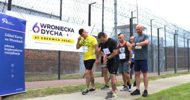 Wroniecka Dycha w ZK Wronki fot. J. Żółkiewska