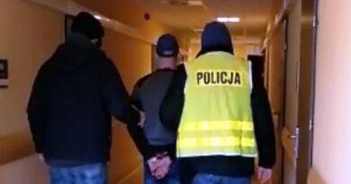 zatrzymani fot. policja