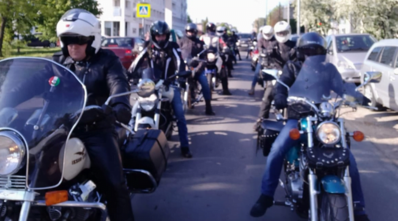 2. Motocyklowy Rajd Weteranów fot. 12WBOT
