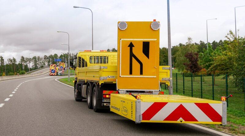 Autostrada, prace utrzymaniowe fot. AW2