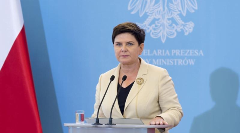 Beata Szydło fot. KPRM