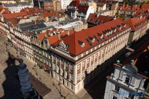 Co widzi hejnalista? - Poznań z ratuszowej wieży fot. Sławek Wąchała