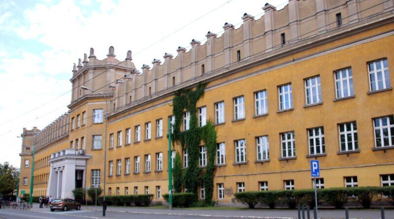Collegium Heliodori Święcicki fot. P. Stanula UAM