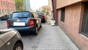 europejski dzien bezpieczenstwa ruchu drogowego fot. smmp3 300x169 - Poznań: Strażnicy przypominali o bezpieczeństwie na drogach