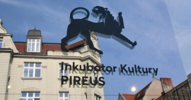Inkubator Kultury Pireus fot. UMP