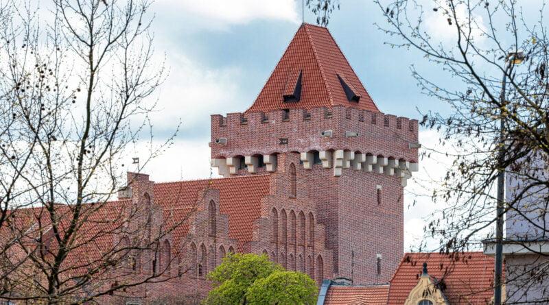 Miasto Poznań Zamek Przemysła fot. Sławek Wąchała