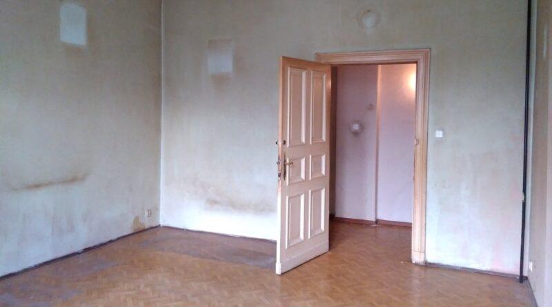 mieszkanie do remontu fot. ZKZL