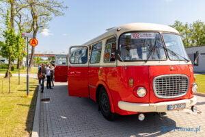 muzeum broni pancernej w poznaniu fot. slawek wachala 4442 300x200 - Poznań: Historyczne autobusy i tramwaje wyruszyły na trasy
