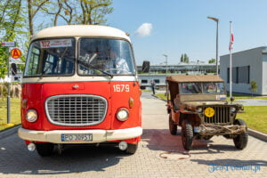 muzeum broni pancernej w poznaniu fot. slawek wachala 4448 300x200 - Poznań: Historyczne autobusy i tramwaje wyruszyły na trasy