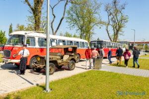 muzeum broni pancernej w poznaniu fot. slawek wachala 4450 300x200 - Poznań: Historyczne autobusy i tramwaje wyruszyły na trasy