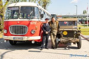 muzeum broni pancernej w poznaniu fot. slawek wachala 4451 300x200 - Poznań: Historyczne autobusy i tramwaje wyruszyły na trasy