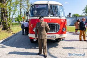 muzeum broni pancernej w poznaniu fot. slawek wachala 4458 300x200 - Poznań: Historyczne autobusy i tramwaje wyruszyły na trasy