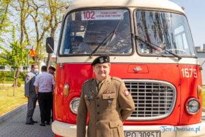 muzeum broni pancernej w poznaniu fot. slawek wachala 4461 300x200 - Poznań: Historyczne autobusy i tramwaje wyruszyły na trasy
