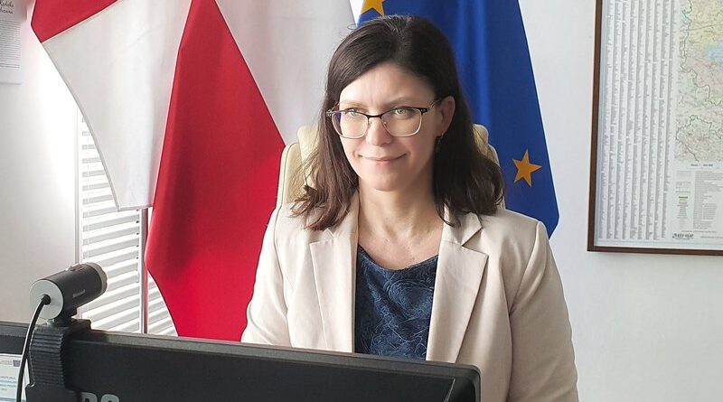 Paulina Stochniałek fot. UMWW