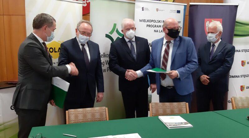 podpisanie umowy, rozbudowa drogi wojewódzkiej nr 306 fot. WZDW2