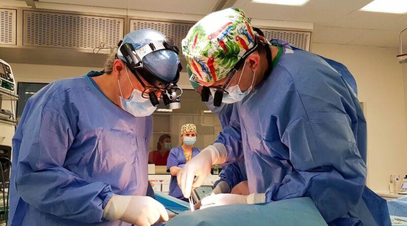 podwójna ablacja hybrydowa, operacja fot. UMP