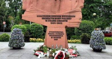 Pomnik Dzieci Wrzesińskich, Września, fot. WUW