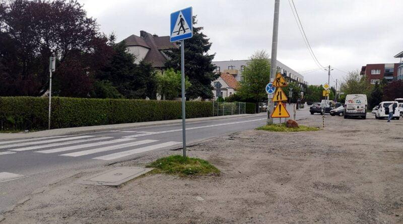 rejon ulic Jawornickiej i Smardzewskiej fot. ZDM
