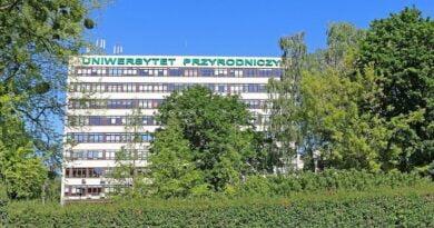 Uniwersytet Przyrodniczy fot. UPP