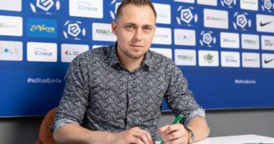 Adrian Lis fot. Klaudia Berda Warta Poznań