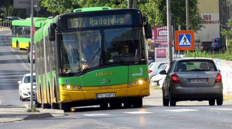 autobus 167 fot. ZTM