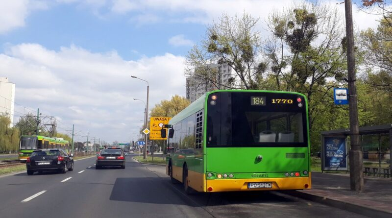 autobus linii nr 191 fot. ZTM