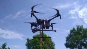 Poznań: Drogówka dostała dron. I nie zawaha się go użyć