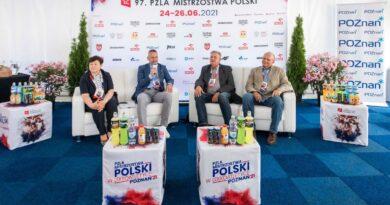 Golęcin gotowy na mistrzostwa fot. A. Ciereszko UMP
