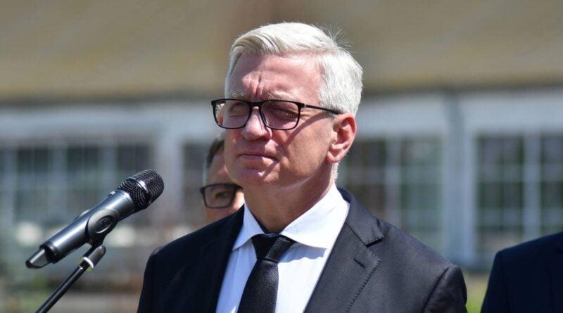jacek jaskowiak fot. k. adamska 800x445 - Jacek Jaśkowiak tłumaczył się ze słów o Tusku