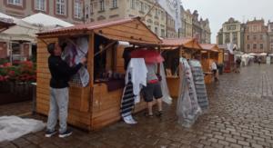 jarmark swietojanski 5 300x163 - Poznań: Deszczowy, ale ciekawy Jarmark Świętojański