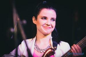 Joanna Dudkowska Band fest. Chuc Frazier fot. Sławek Wąchała