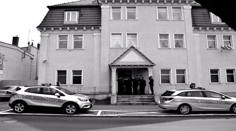 Komenda Powiatowa Policji w Obornikach fot. KPP Oborniki