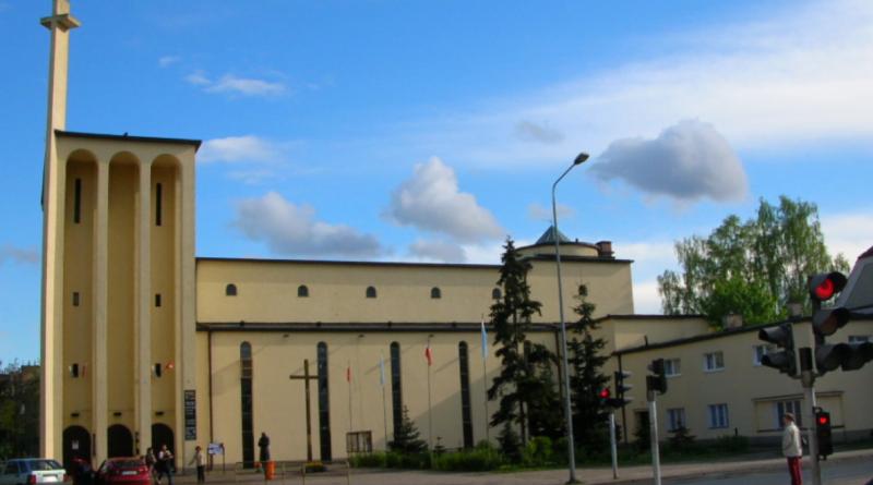 Kościół św. Antoniego fot. UM Piła
