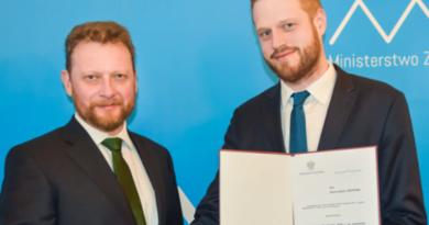 Łukasz Szumowski, Janusz Cieszyński gov.pl