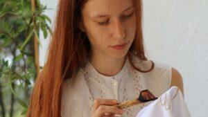 Marta Węgiel fot. UPP