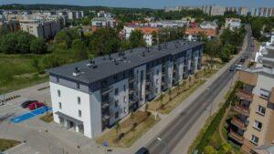 mieszkania komunalne ul. Hulewiczów fot. ZKZL