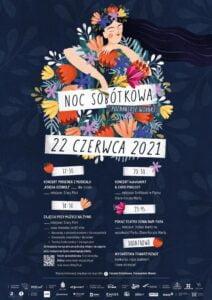 noc sobotkowa plakat 212x300 - Poznań: Będą Poznańskie Wianki!