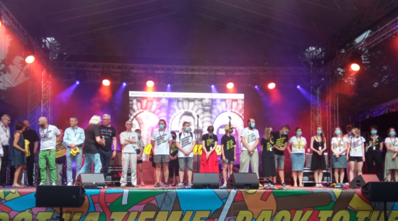otwarcie Malta Festival fot. L. Łada