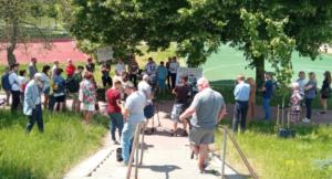 petycja o uratowanie ROD na Winiarach