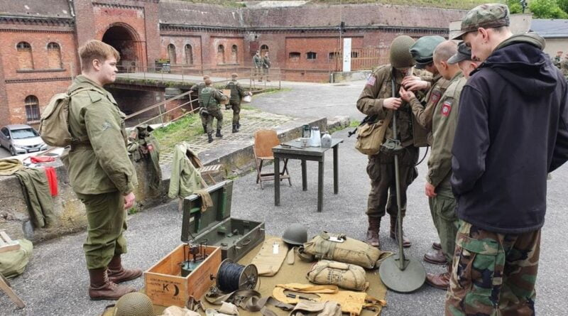 Piknik historyczny fort VI fot. Fort VI