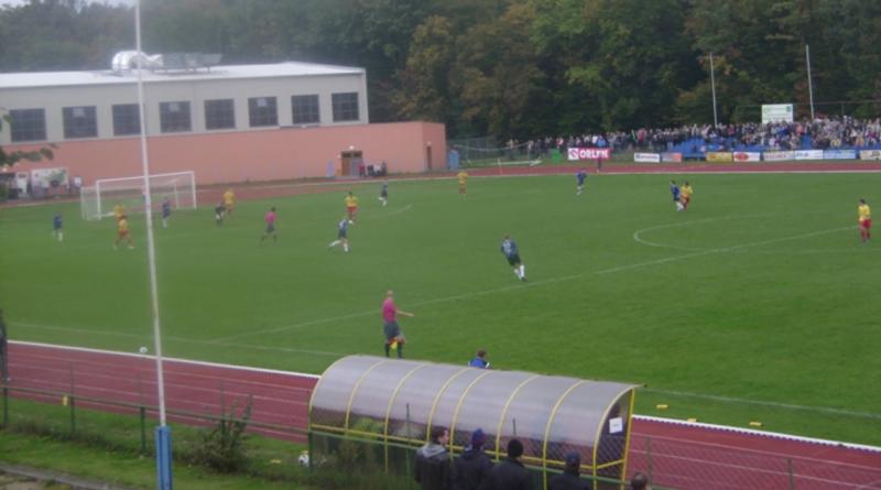 stadion Jaroty Jarocin fot. KPP Jarocin
