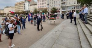 tost dla wolnosci fot. k. adamska6 300x156 - Poznań: Toast dla Wolności wzniesiony