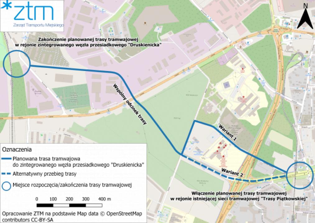 Trasa-tramwajowa-na-Podolany fot. ZTM