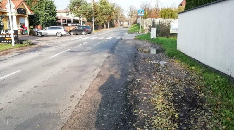 ul. Morasko fot. PIM