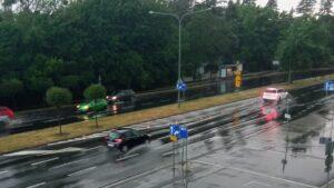 Poznań: Burza nad miastem!