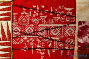 """white red white wstega nadziei fot. slawek wachala 180655 300x200 - Poznań: """"Wstęga nadziei"""" dla Białorusi"""