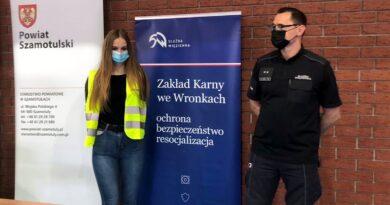 wolontariusze z ZK Wronki fot. ZK Wronki
