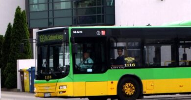 autobus linii nr 193 fot. ZTM