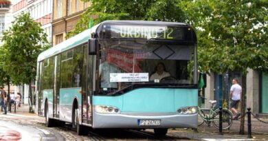 autobus Urbino 12 fot. MPK