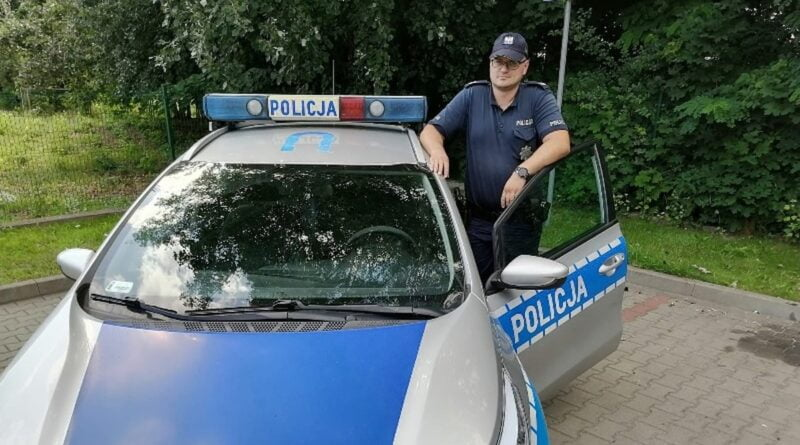 Dariusz Kędziora fot. policja